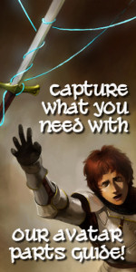 Culdcept Saga Avatar Parts Guide