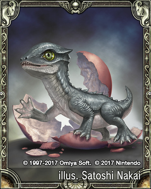 Puppy Dragon (Neutral)